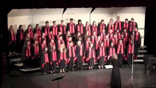 """St. Paul Central HS Choir - """"Ain"""