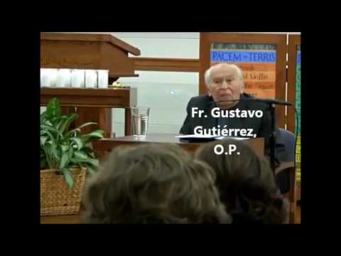 the life of gustavo gutierrez one of the fathers of liberation theology Gustavo gutiérrez merino op (born 8 june 1928) is a peruvian philosopher, theologian, and dominican priest regarded as one of the founders of liberation theology.