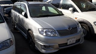 Toyota FIELDER X | 2006 Complete Review