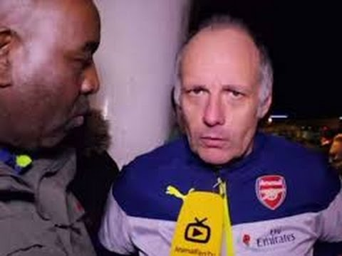 Claude from Arsenal TV - Best Of Vines