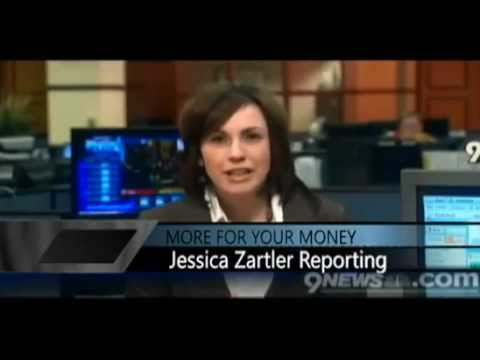 Zbiddy Penny Auction Channel 9 News
