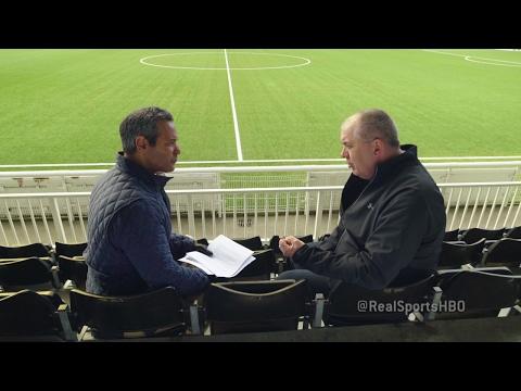 Soccer's Darkest Secret-Gary Johnson: Real Sports Bonus Clip (HBO)