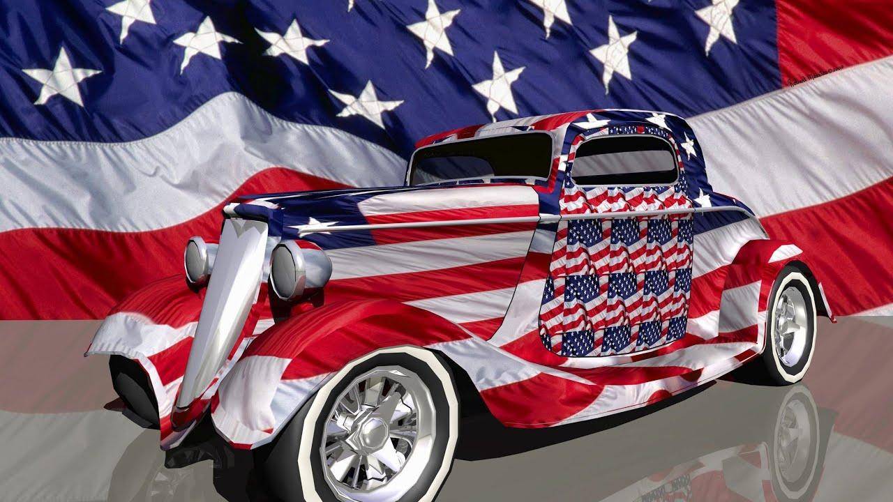 Авто из Америки