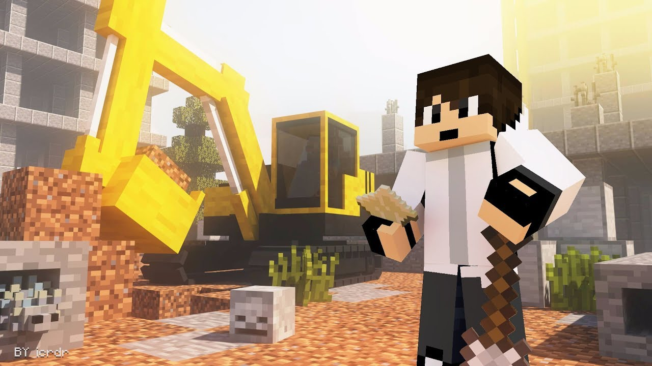 How To Make A Minecraft Wallpaper With Your Own Skin Youtube
