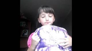 Обзор на портфель Адидас для девочек фиолетового цвета