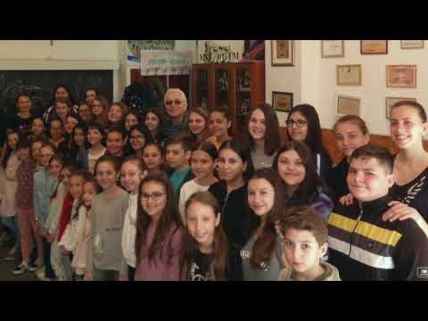 De Inviere – Corul de copii Meloritm (2019) – Cantece pentru copii in limba romana
