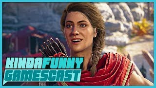 Assassin's Creed Odyssey Impressions - Kinda Funny Gamescast Ep. 189