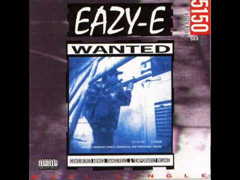 Eazy-E - Niggaz My Height Don't Fight