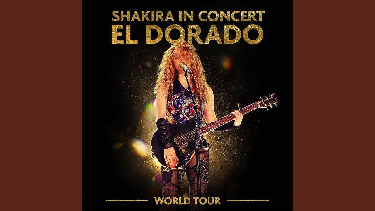 Shakira La La La Brasil 2014 Waka Waka This Time For Africa Medley El Dorado World Tour Live Lyrics Genius Lyrics