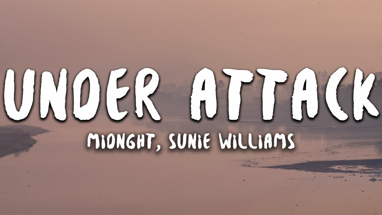 Midnght - Under Attack feat. Sunnie Williams (Lyrics)