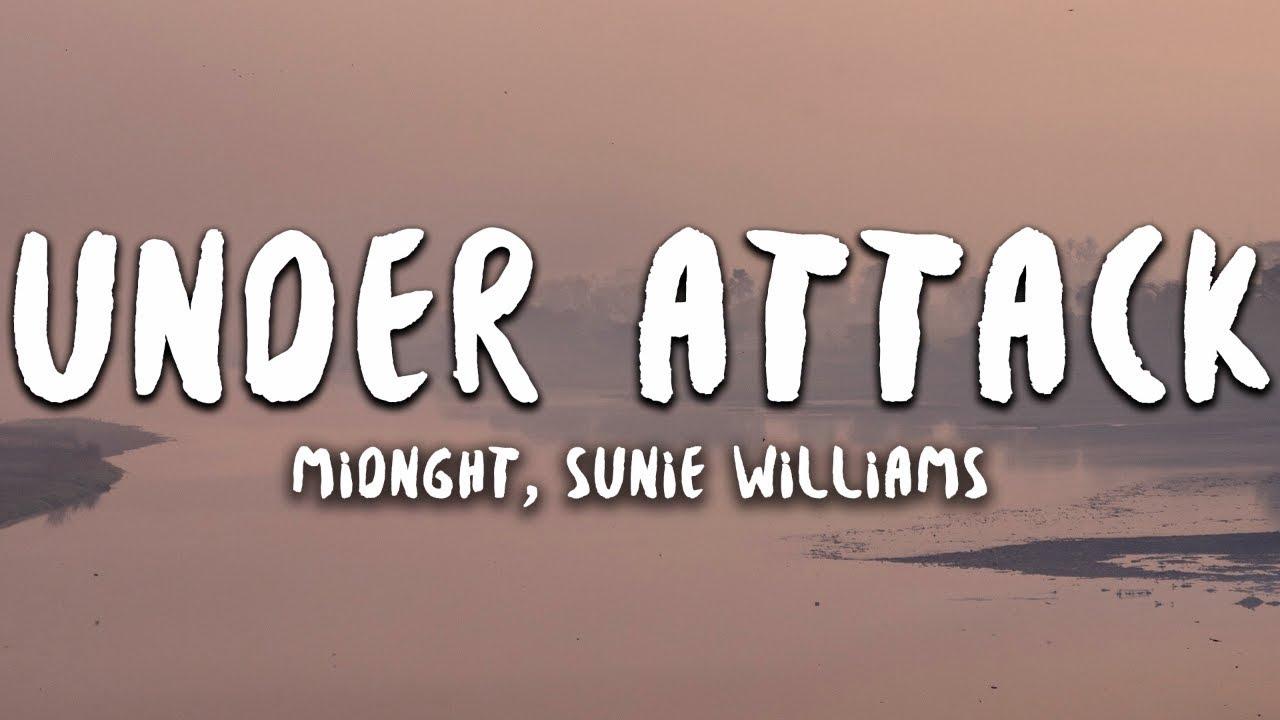 Midnght - Under Attack feat. Sunnie Williams (Lyrics)