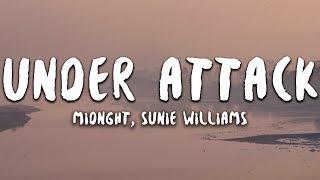 Download lagu Midnght - Under Attack feat. Sunnie Williams (Lyrics)