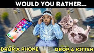 WOULD YOU RATHER? 13 HARDEST CHOICES TO TEST YOUR BRAIN