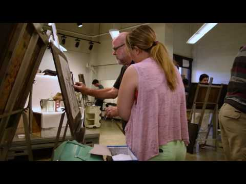 Drawing I & II with Michael Galletta – Valencia College