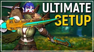 One of BellularGaming's most viewed videos: FEELS NEW! Ultimate Immersive World of Warcraft Setup for Patch 7.3.5