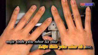 [Karaoke] Ngây ngô - Hoàng Yến [beat piano] - http://newtitanvn.com