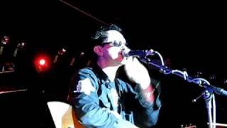 Wayne Hussey - A Night Like This (Live La Sala, Madrid 27.10.2008)