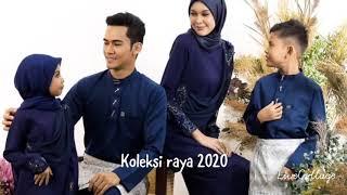 BAJU RAYA SET FAMILY 2020