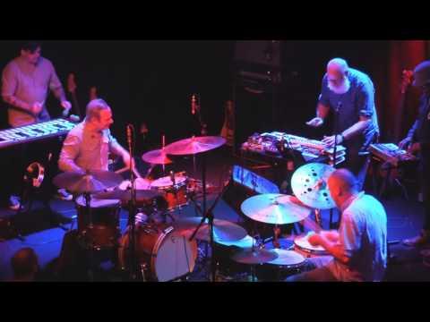 Tortoise 3/22/16 (Part 1 of 3) Louisville, KY @ Headliners Music Hall