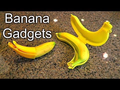 Thumbnail: Banana Gadgets Put to the Test