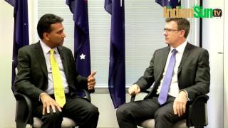 Alan Tudge on PM Modi & Free Trade agreement with India
