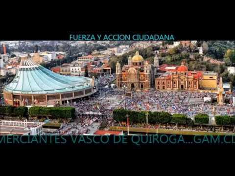 cumbia de la virgen de Guadalupe...video e imágenes.