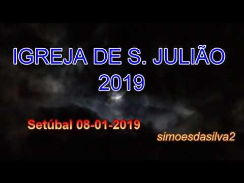 IGREJA DE S. JULIÃO - SETÚBAL