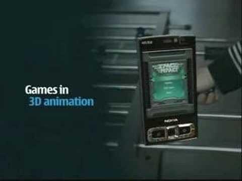 Nokia N95 8GB Spot