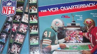 VCR Games: VCR Quarterback by Interactive VCR Games