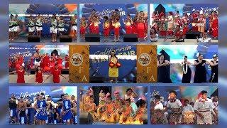 TOFA Inc. - Pacific Islanders Dance at California State Fair 2018