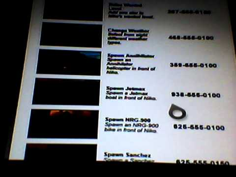 <b>GTA</b>- <b>gta iv cheat codes</b> ( xbox 360 ) - YouTube