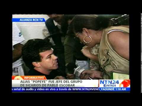 John Jairo Arias  >> Conozca el perfil del exjefe de sicarios de Pablo Escobar - YouTube