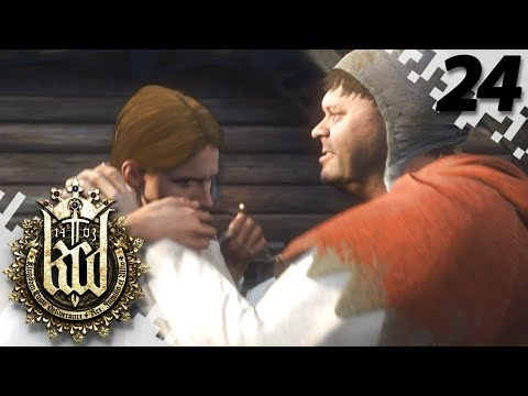 KINGDOM COME: DELIVERANCE - A Day In Rattay - EP24 (Gameplay)