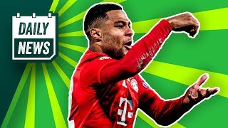 FC Bayern: Weltklasse-Gnabry schießt Chelsea ab! Griezmann rettet Barcelona in Neapel!