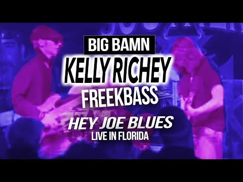 The Kelly Richey Band LIVE in Florida 2014 -