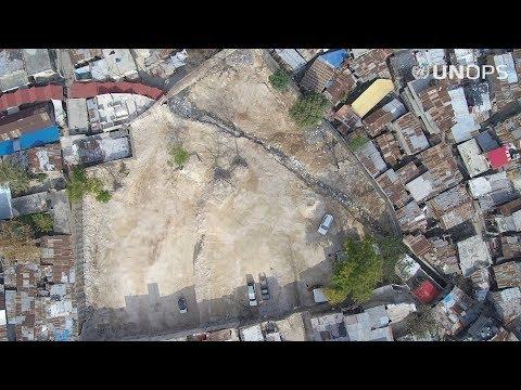 Canal Clean Up In Haiti