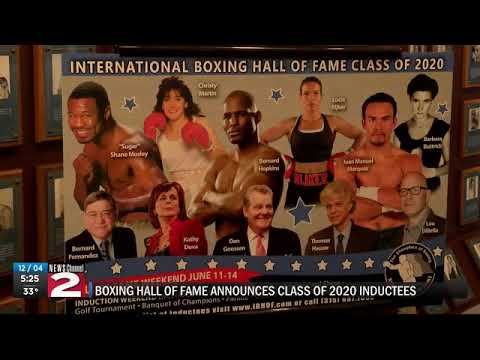 International Boxing Hall Of Fame Announces 'historic' Induction Class Of 2020