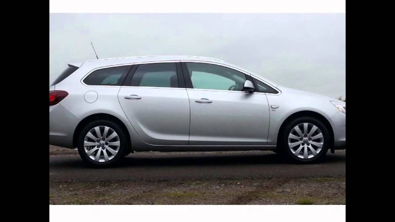 2016 vauxhall astra sovereign silver youtube. Black Bedroom Furniture Sets. Home Design Ideas