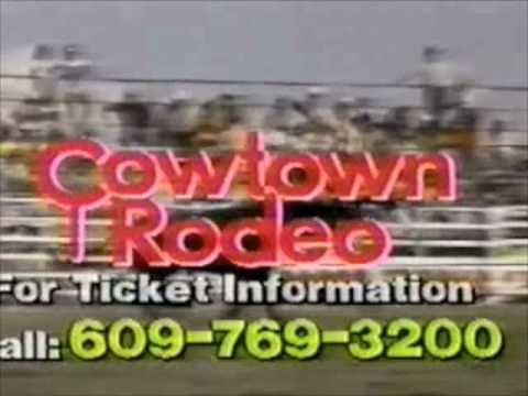 Cowtown Rodeo commercial  1989