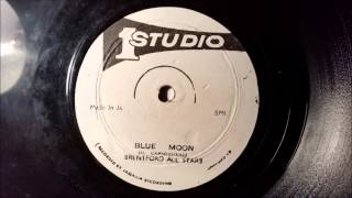Brentford All Stars - Blue Moon - Studio One 12