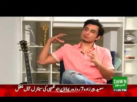The Reham Khan Show    Ali Zafar Special Interview   9 August 2015