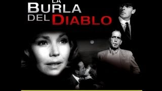 LA BURLA DEL DIABLO (BEAT THE DEVIL, 1953, Full movie, Spanish, Cinetel)