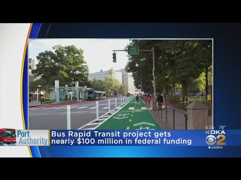 Federal Funding Headed Towards Port Authority's BRT Project