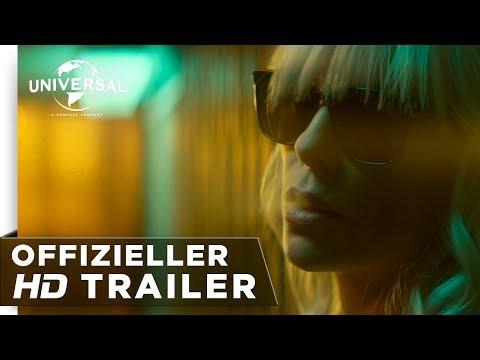 Atomic Blonde - Trailer #3 deutsch/german HD
