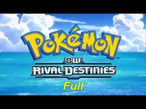 Pokémon Opening 15 BW Rival Destinies [Full]