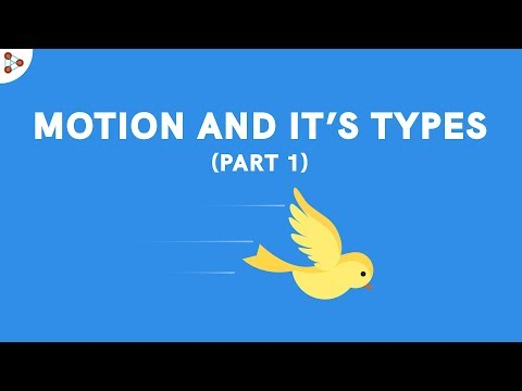 Motion and its Types - Part 1   Don't Memorise