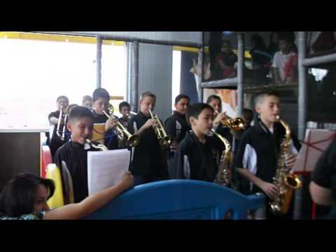 TIERRA DEL SOL ELEMENTARY SCHOOL JAZZ BAND