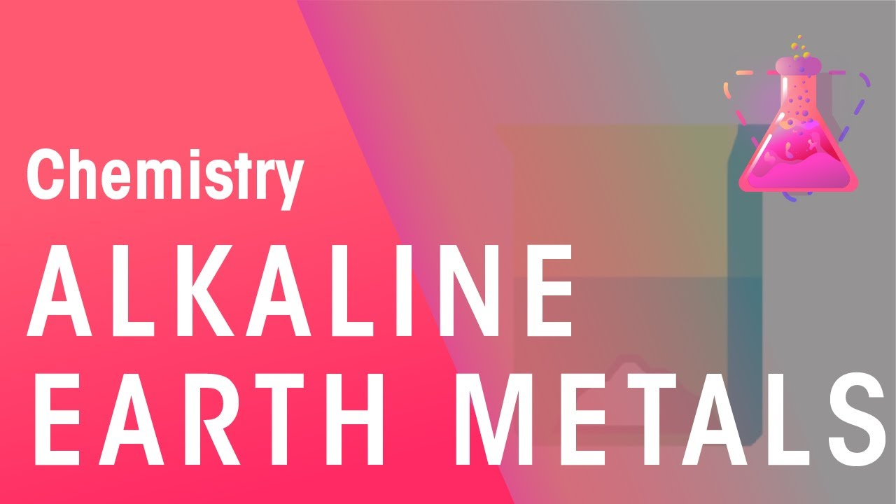 Group 2 alkaline earth metals chemistry for all the fuse group 2 alkaline earth metals chemistry for all the fuse school youtube urtaz Choice Image