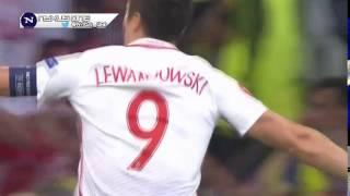 Pologne - Portugal (1-0) | But Lewandowski (2')