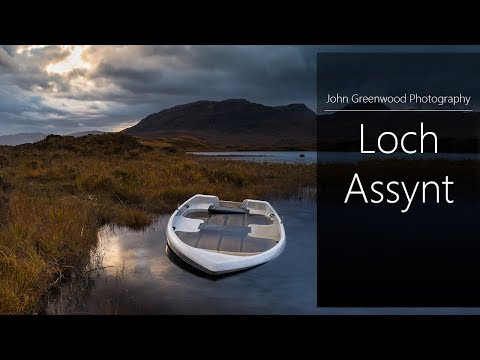 Loch Assynt, Sutherland, Scotland | Landscape photography